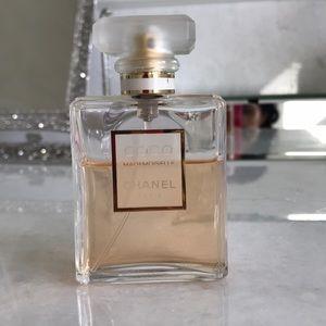 Other - Chanel Mademoiselle perfume